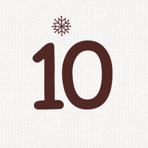 10.Türchen - Adventskalender