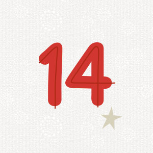 14.Türchen - Adventskalender