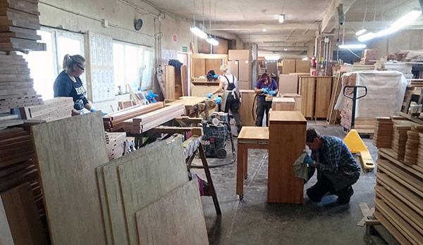 Massief Houten Meubels : Materiaaleisen massief houten meubels waschbär