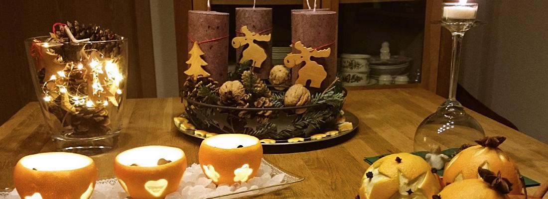 Feestdagen Natuurlijke Kerstdecoratie : Natuurlijke tafeldecoratie waschbär eco shop
