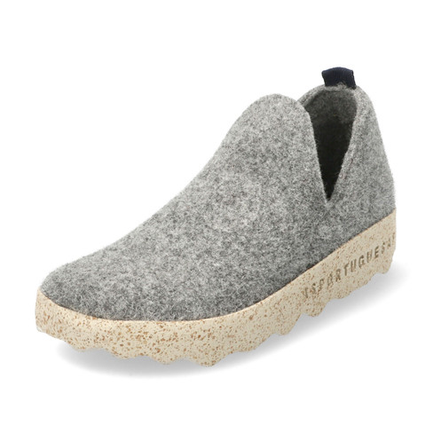Walkstof slipper