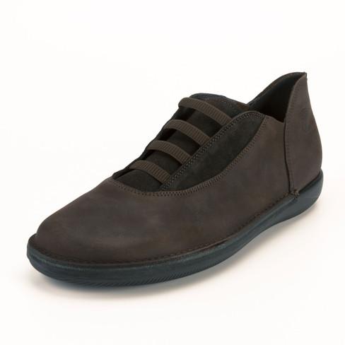 Loints Halfhoge schoen, zwart | Waschbär from Waschbär