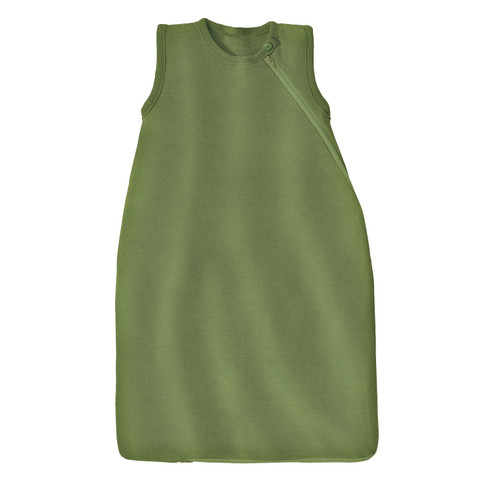 Baby-slaapzak zonder mouw, groen 62/68