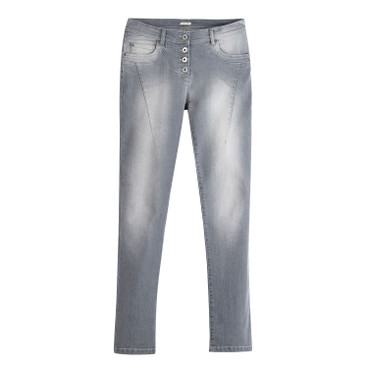 "Biojeans ""de modieuze"", grey washed"