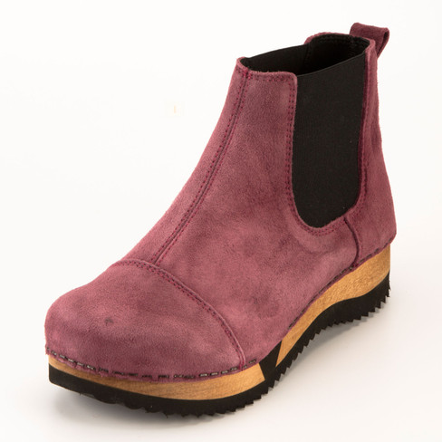 Boot, bessenrood 42