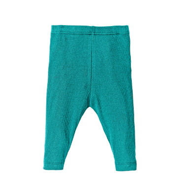 Baby-leggings, smaragd