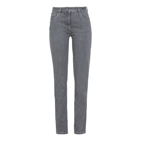 Bio-Jeans Nauw, grey 48/L32