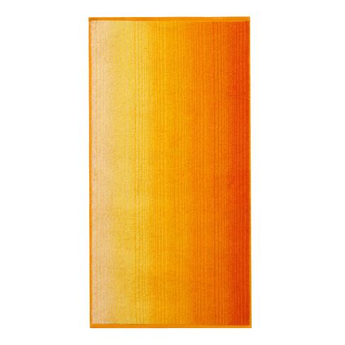 Bio-badhanddoek, geel 70 � 140 cm