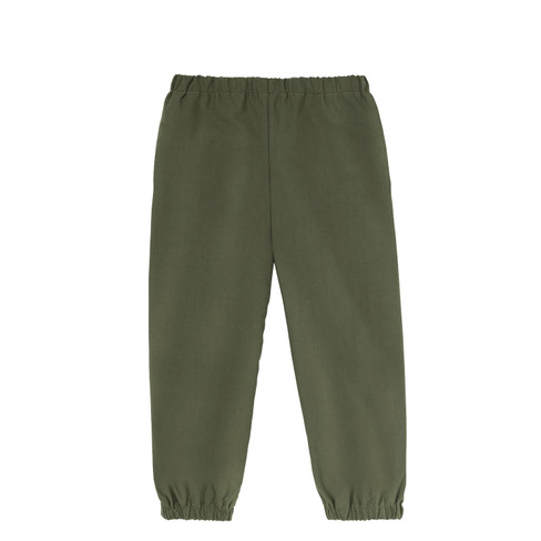 Outdoorbroek Bionic-Finish Eco, kaki 122/128