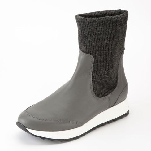 Boot, grijs 40