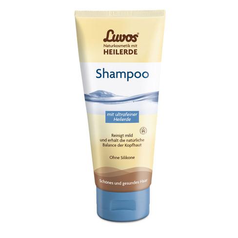 Luvos heilaarde shampoo