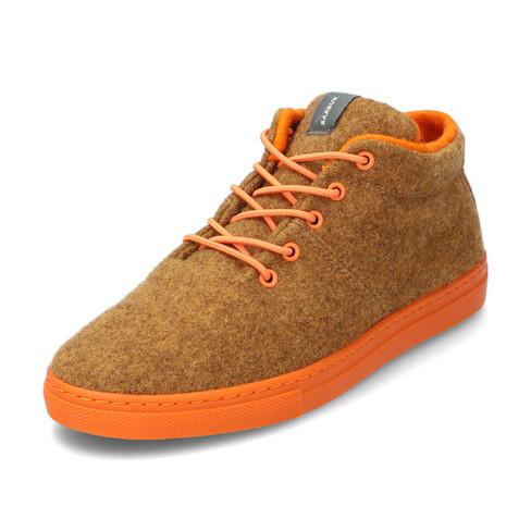 Wol-sneaker SKY WOOLERS, braun 36