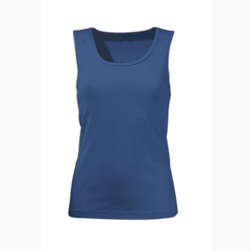 Onderhemd, nachtblauw 40/42