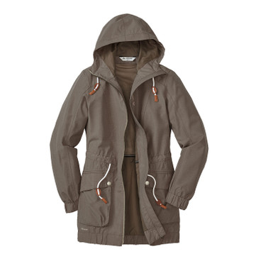 Functionele parka CALIFO, taupe