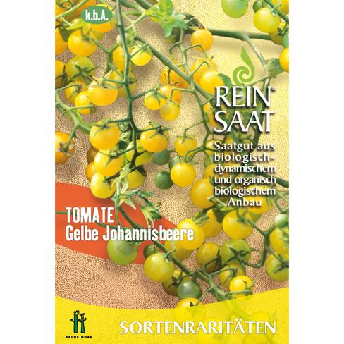 Zaad wilde tomaat geel