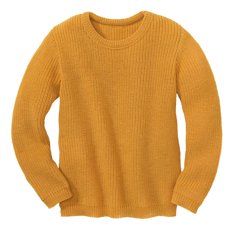 minibär DESIGN Gebreide pullover, geel | Waschbär Eco-Shop from Waschbär