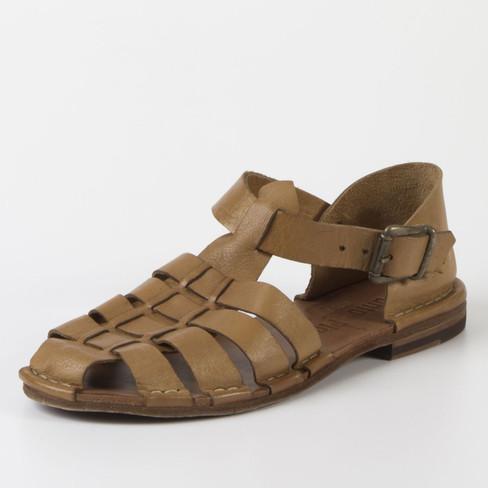 Sandaal, cognac 39