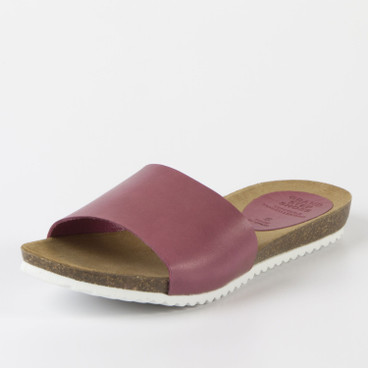 Slipper, fuchsia