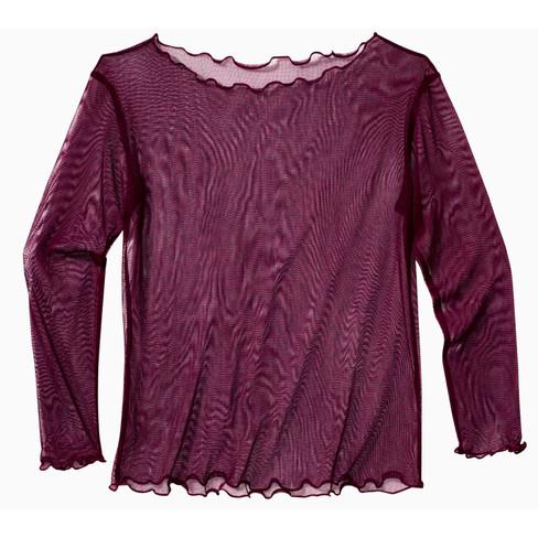 Zijden shirt, braam 36/38