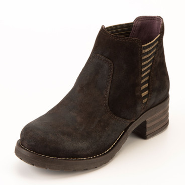 Chelsea-boot, mocca