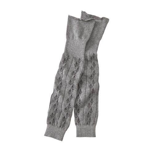 Armwarmers, grijs E�n maat