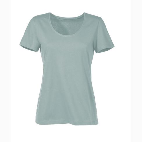 Shirt van bio-katoen, gletsjer 36