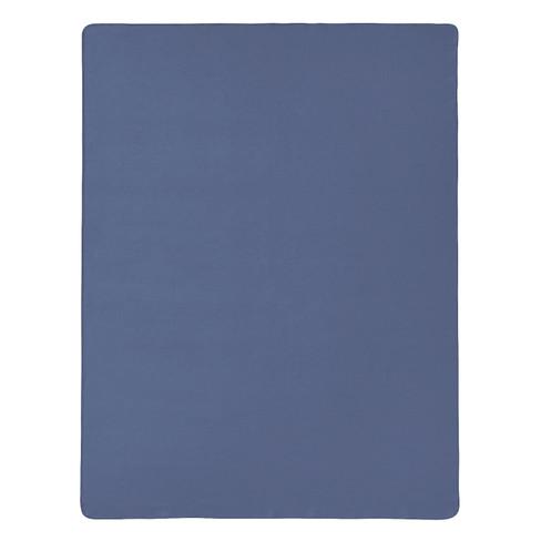 Plaid, viooltjesblauw 150 x 200 cm