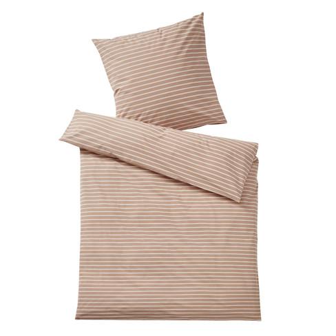 Linon-beddengoed-programma, beige 40 x 40 cm