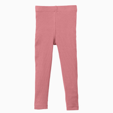 Kinder-leggings, roze