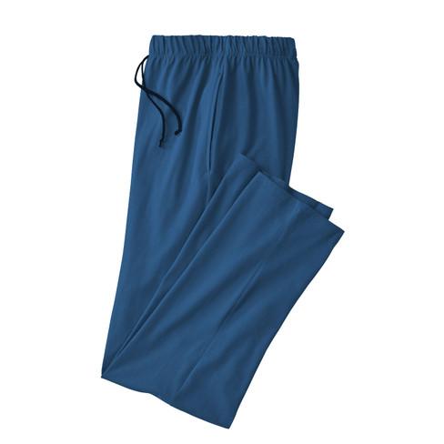 Pyjamabroek, nachtblauw XXL