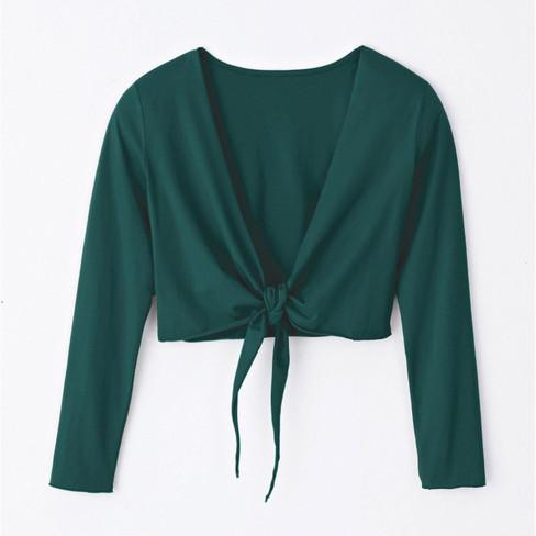 Bolero, smaragd 34