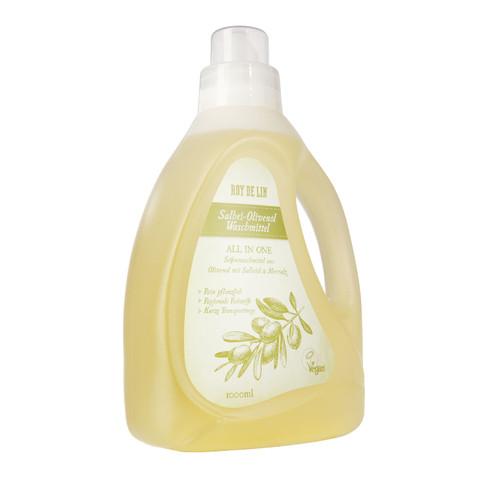 Salie-olijfolie wasmiddel000 ml