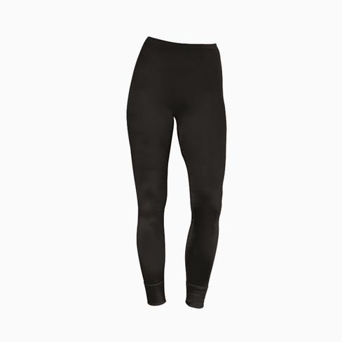 Legging, schwarz 34