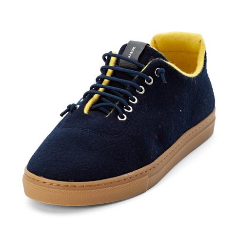 Wol-sneaker URBAN WOOLERS, ozean 47