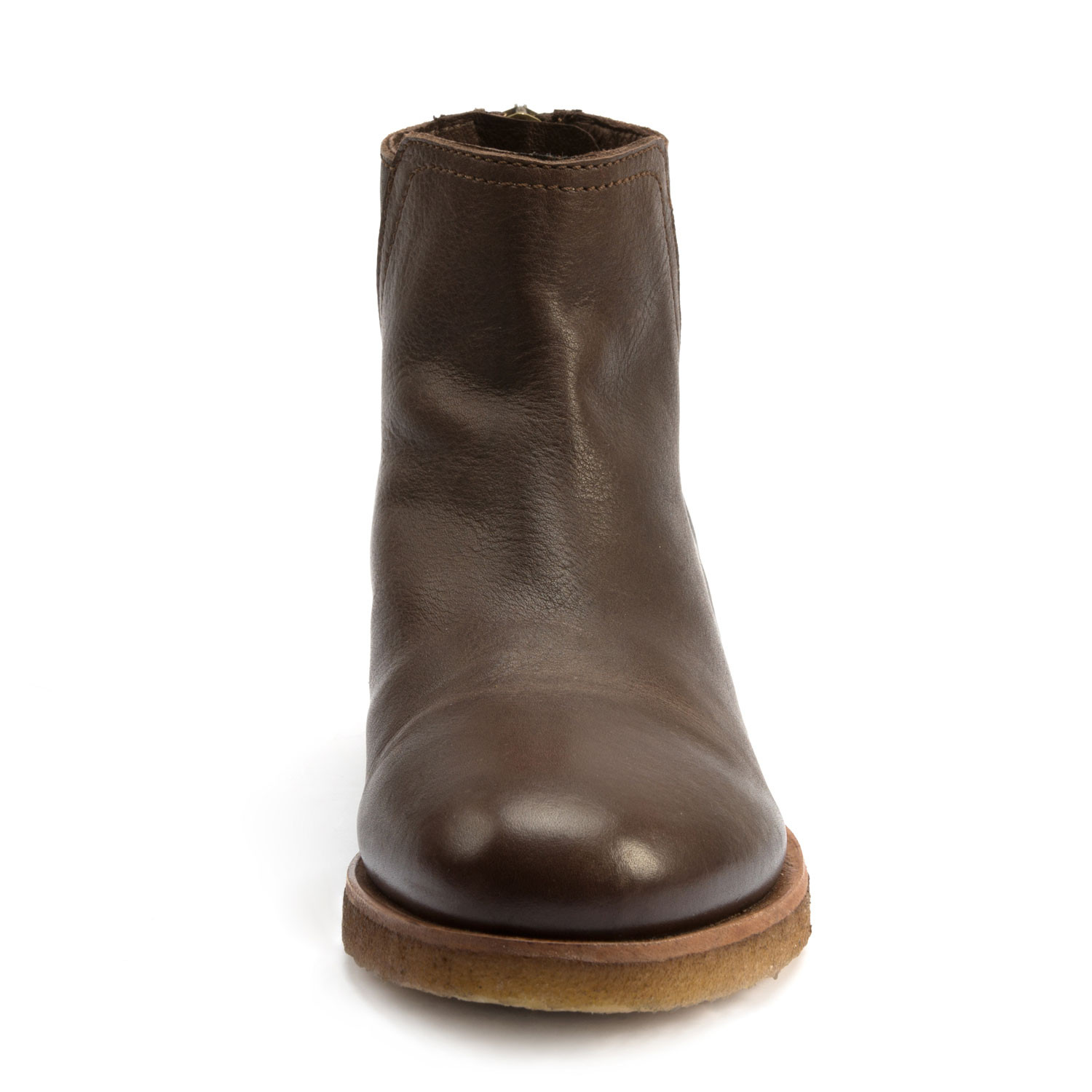 Boots, mocca
