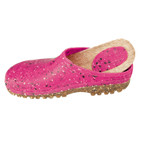 Tuinclogs, pink