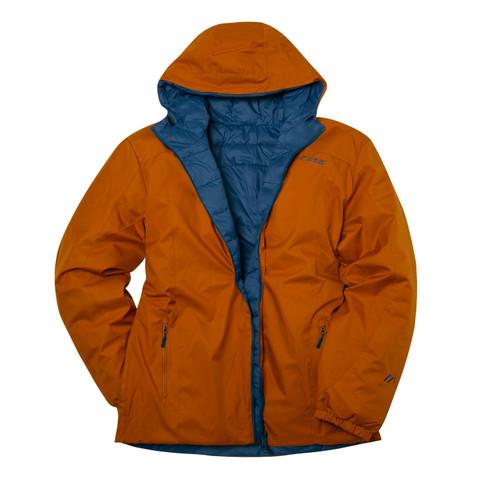 Keerbaar herenjack, oranje 54