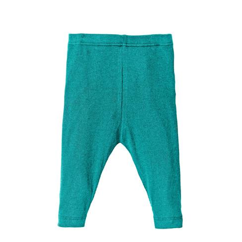 Baby leggings, smaragd 62 68