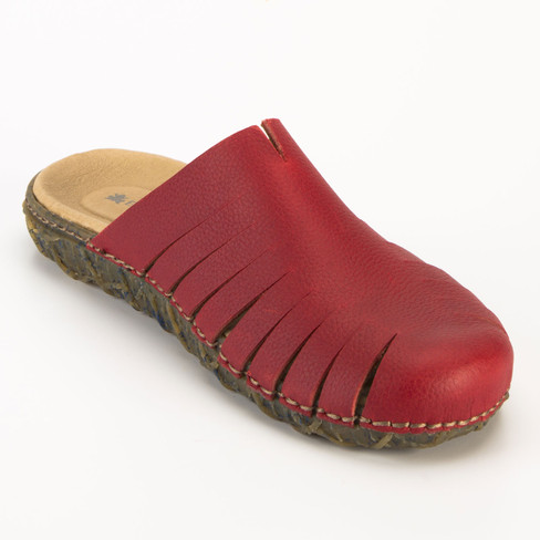 Clog Redes, rood