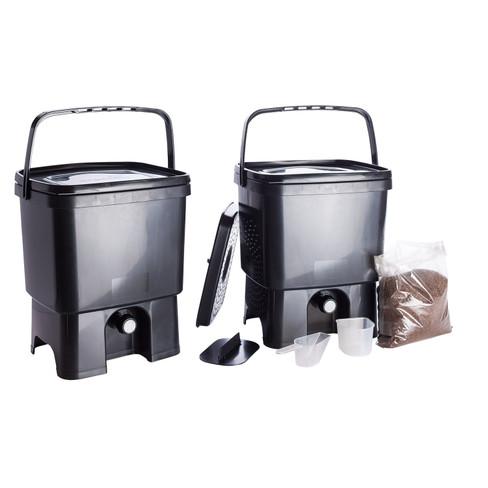 Compostbakset voor de keuken