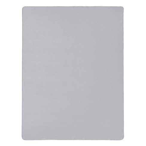 Plaid, zilvergrijs 150 x 200 cm