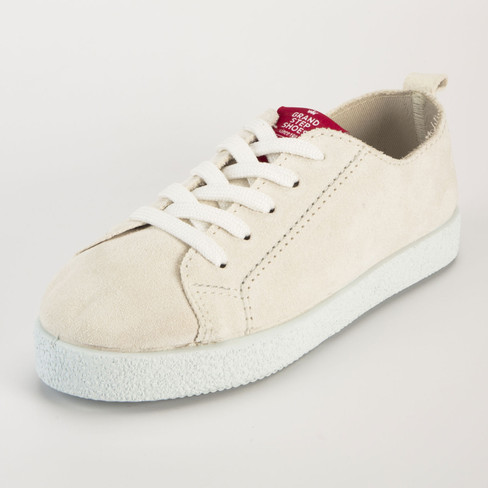 Sneaker, natuurwit 37