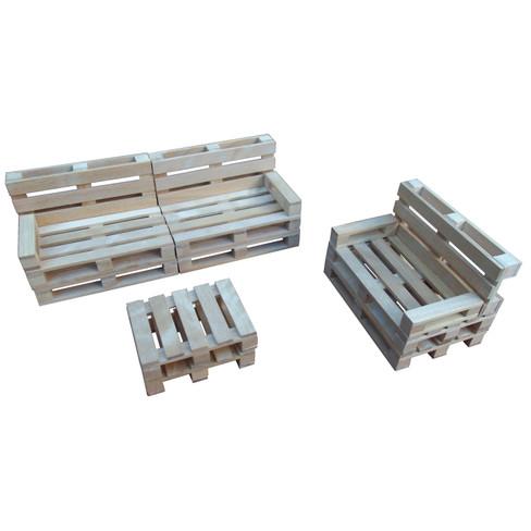 Minipallets modulair systeem