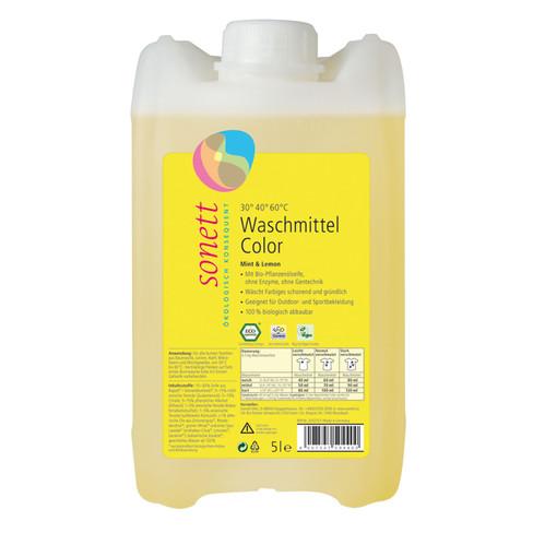 Vloeibaar color-wasmiddel, 5 l