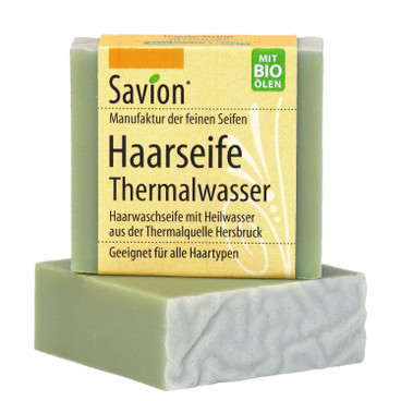 Haarzeep thermaal water