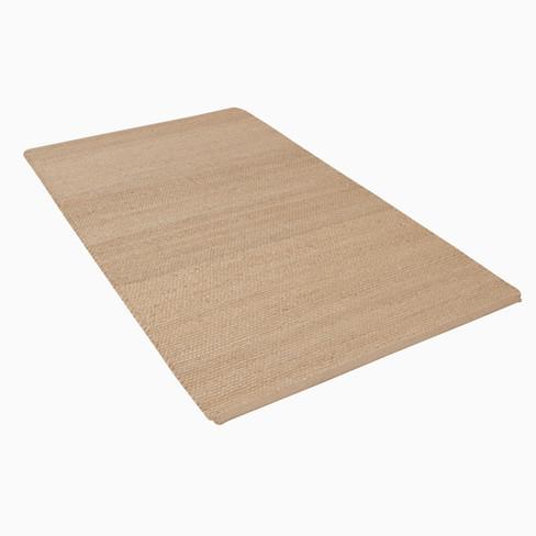 GoodWeave fair trade hennep natuur-tapijt, naturel 190 � 290 cm