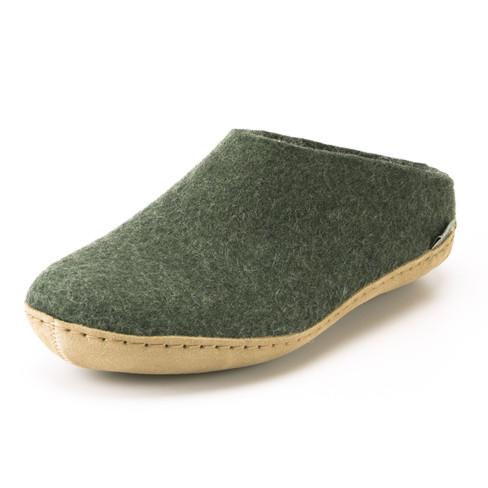 Pantoffels voor hem & haar, dennen 38