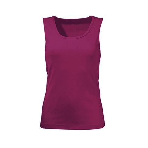 Onderhemd, fuchsia 40/42