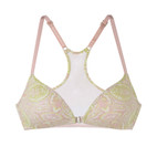 Soft-bh met triangel-cups, mauve
