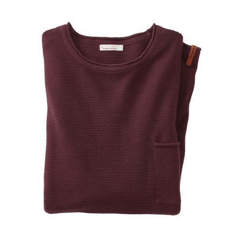 Pullover, kastanje XXXL